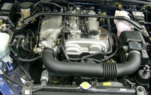 Mazda MX5 Engine replacement